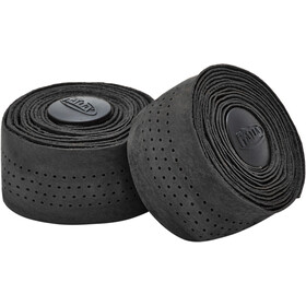 Selle Italia Smootape Classica Rubans de cintre cuir/gel 2,5 mm, black
